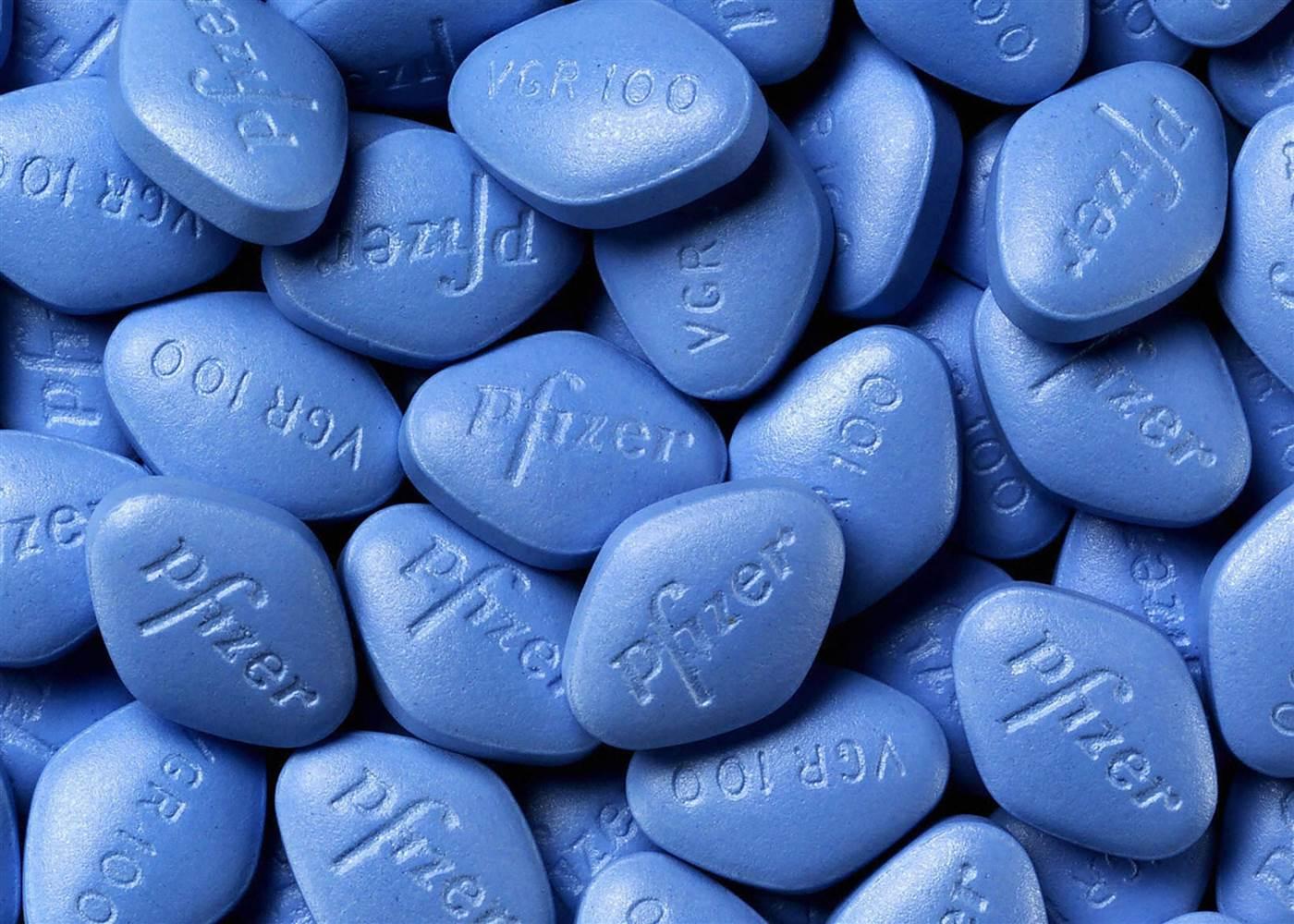 Pills Of Viagra by Pfizer