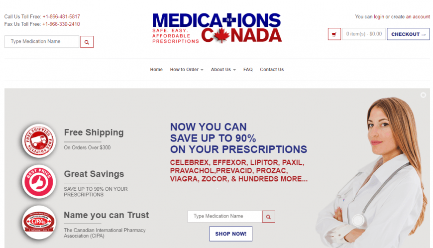 Medications Canada – Medications of Great Quality at Cheap Costs