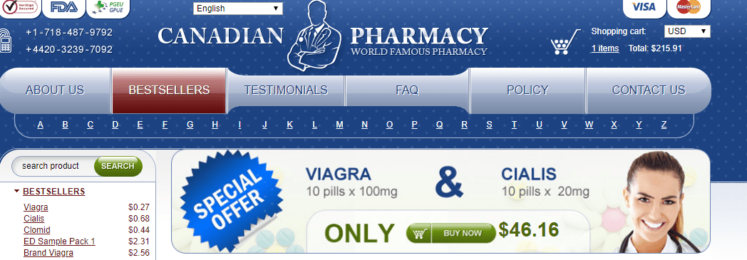 Canadian Pharmacy Review – Reliable Testimonials from Loyal Customers