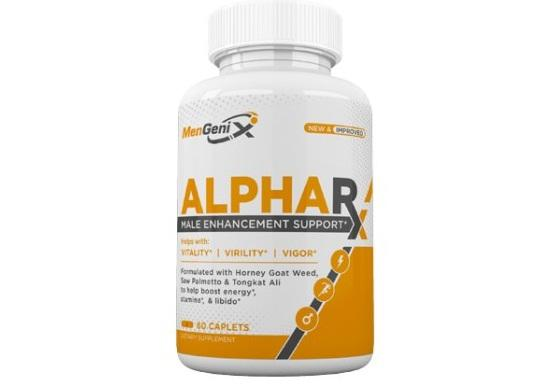 Copy of 184 Alpha RX Reviews