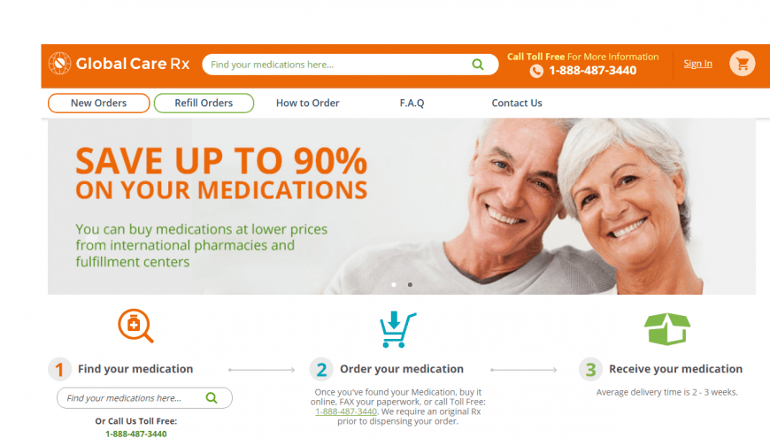 Globalcarerx – A Pharmacy that Buyers Can Depend On