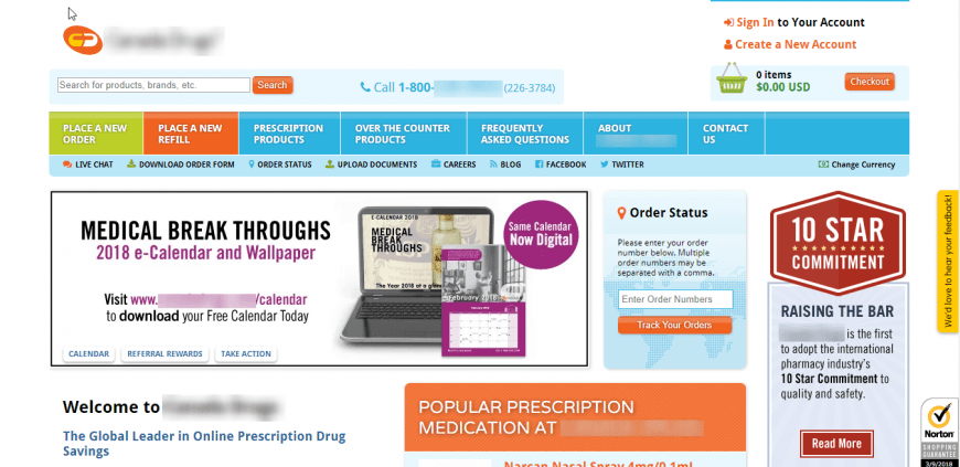 Copy of 1 Medications Online Store