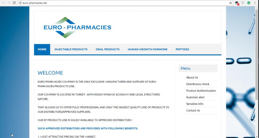 Euro Pharmacies