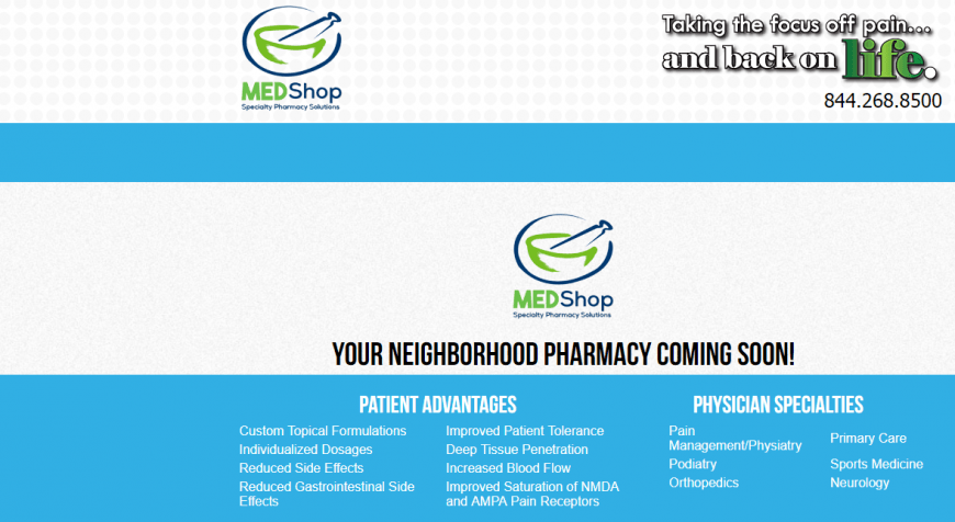 Med Shop Pharmacy